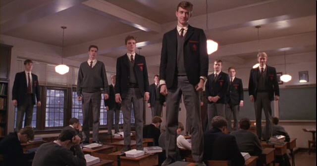 Remember this movie? Dead Poets Society. Carpe Diem.