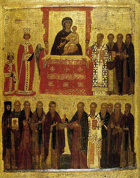 Triumph of Orthodoxy icon