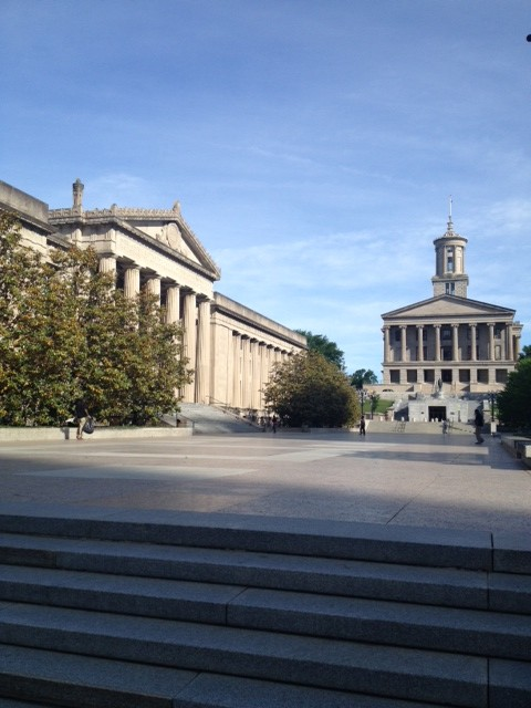 State Capitol and War Memorial building