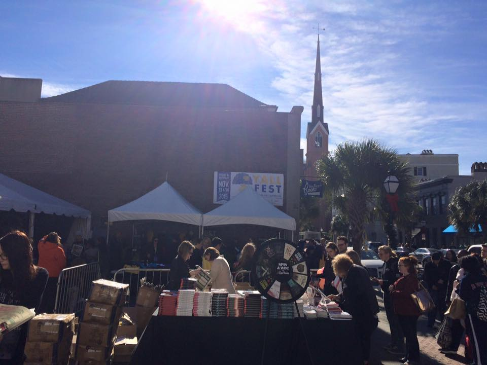 Activities at YALLFest