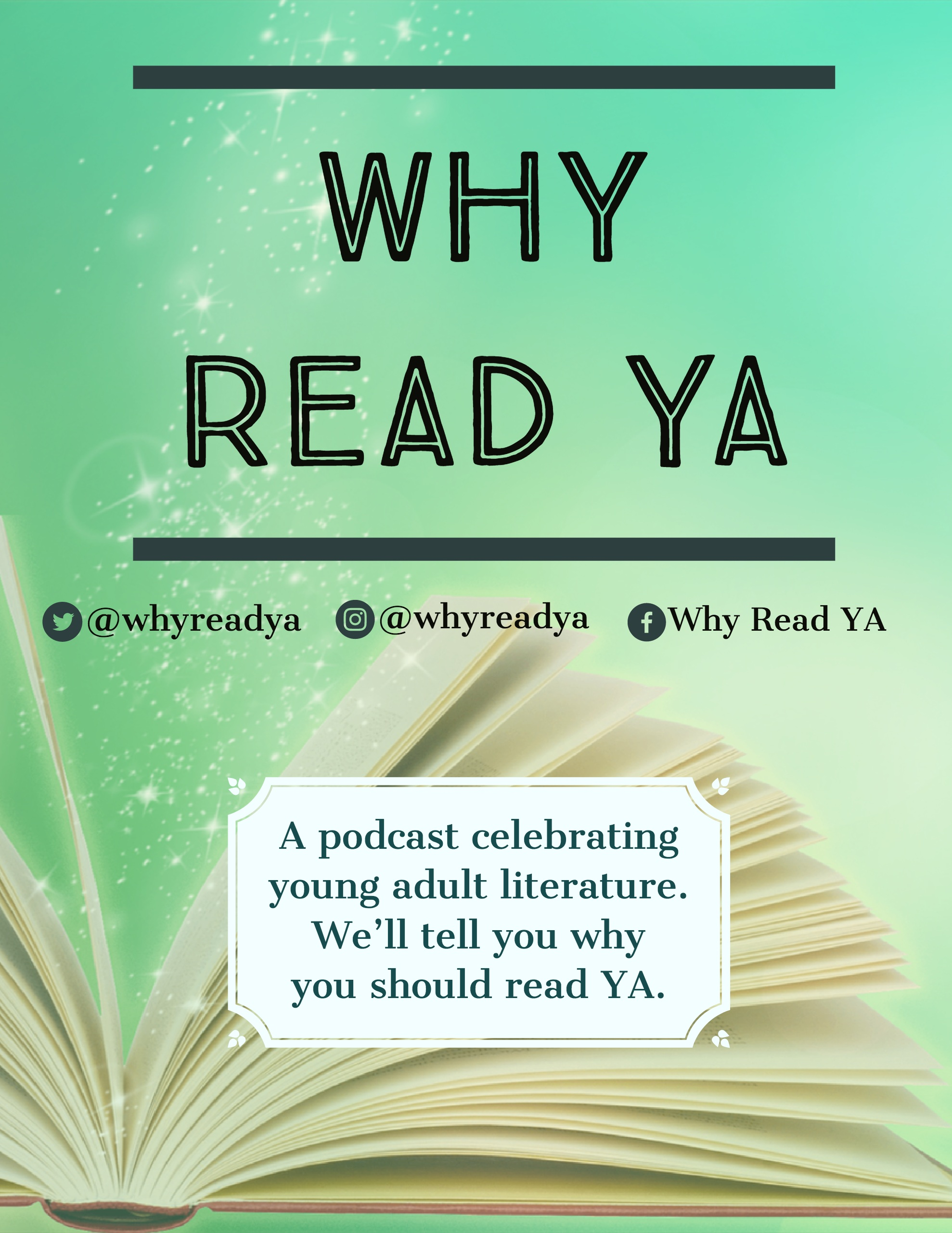 Why Read YA poster 3